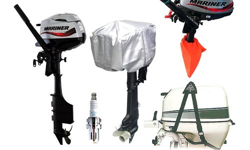 Outboard Engines & Accessories