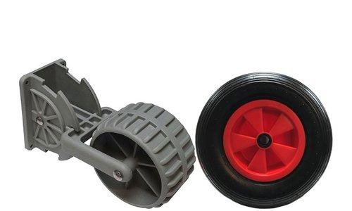 Launching Trolleys & Wheels