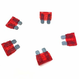 Pirates Cave Value Blade Fuse Large 10amp Pack of 5