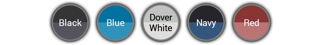 International Cruiser 250 3L Antifoul Colour Options: Black, Blue, Dover White, Red