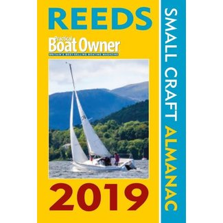 Reeds Reeds PBO Small Craft Almanac 2019