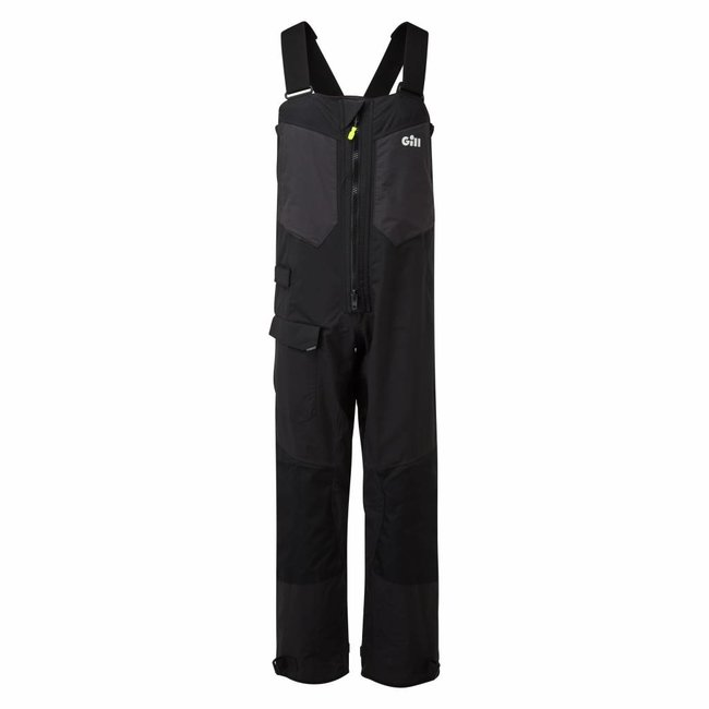 Gill OS2 2021 Offshore Mens Trousers Black/Graphite
