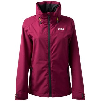 Gill Gill Womens Pilot Jacket Berry 2020
