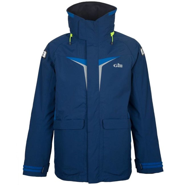 Gill Gill OS3 2020 Coastal Mens Jacket Dark Blue