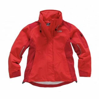 Gill Gill Womens Inshore Lite Jacket Coral Red