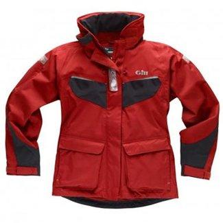 Gill Gill Coastal Jacket Womens Red