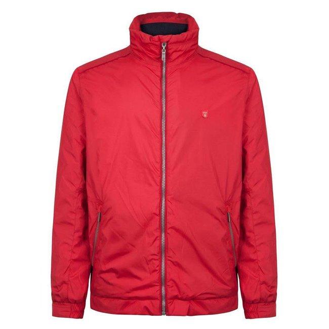 Dubarry Starboard Mens Waterproof Lightweight Jacket Red (Medium)