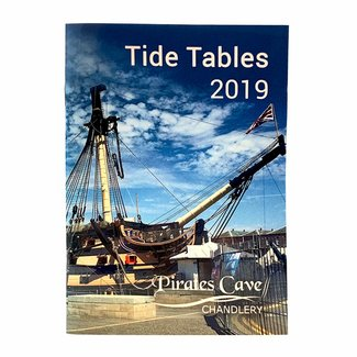 Pirates Cave Value Tide Table 2019