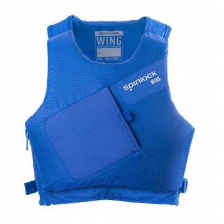 Spinlock Spinlock Wing PFD Buoyancy Aid Size Zip Cobalt Blue