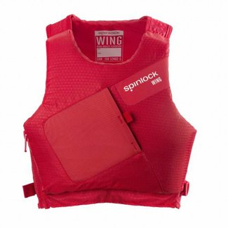 Spinlock Spinlock Wing PFD Buoyancy Aid Size Zip Red
