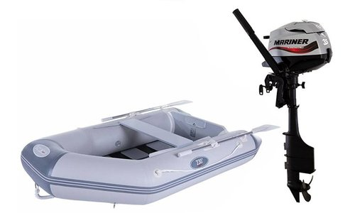 Inflatable Dinghies & Outboard Packages