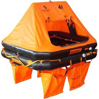 Ocean Safety Ocean Safety 4 Man Ocean Standard Life Raft