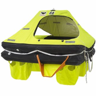 Viking Viking 6 Man ISO 9650-2 RescYou Coastal Life Raft