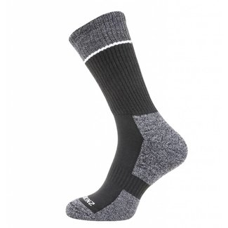 Sealskinz Sealskinz 2019 Solo Quickdry Mid Length Sock
