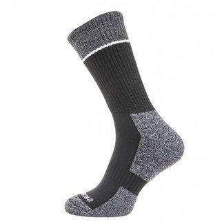 Sealskinz Sealskinz 2020 Solo Quickdry Mid Length Sock