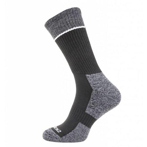 Sealskinz Sealskinz 2019 Solo Quickdry Mid Length Sock