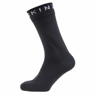 Sealskinz Sealskinz 2019 Super Thin Mid Waterproof Sock Black / Grey