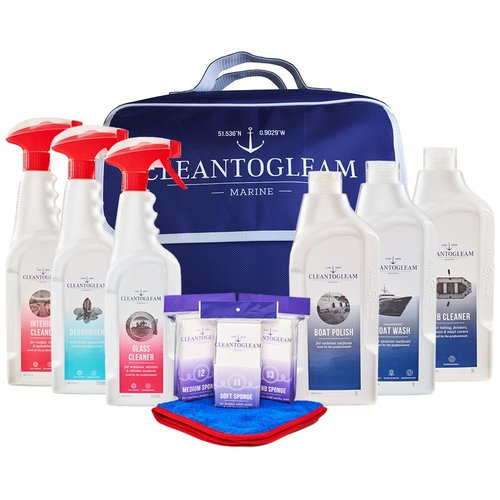 Clean to Gleam Clean to Gleam Small Complete Bag Set
