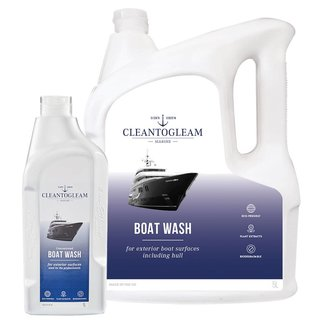 Clean to Gleam Clean-to-Gleam Boat Wash