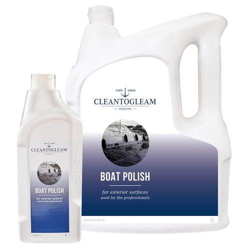 Clean to Gleam Clean to Gleam Boat Polish