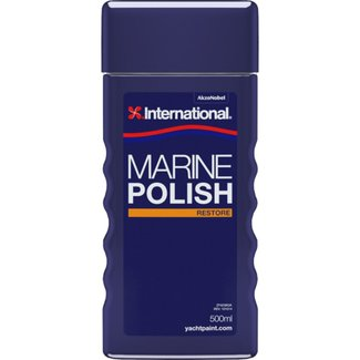 International International Boat Care Marine Polish 500ml