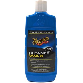 Meguiars Meguiars One Step Cleaner Wax 473ml
