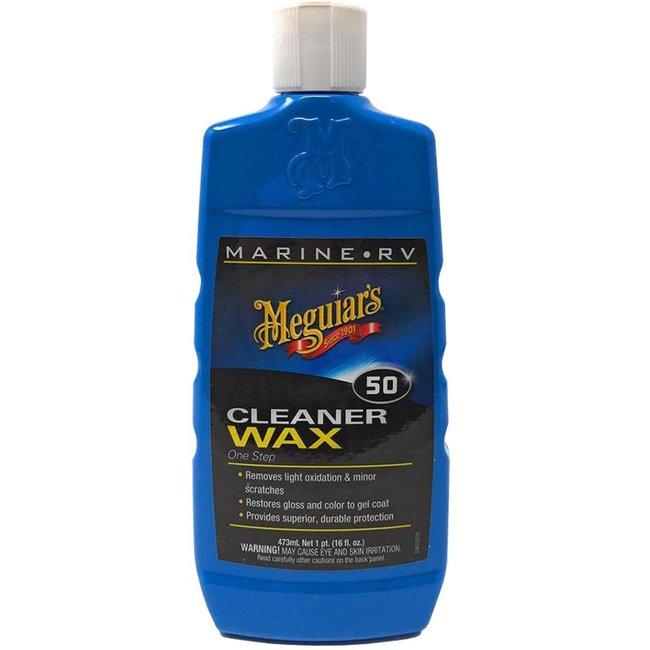 Meguiars Meguiars One Step Cleaner Wax 473ml
