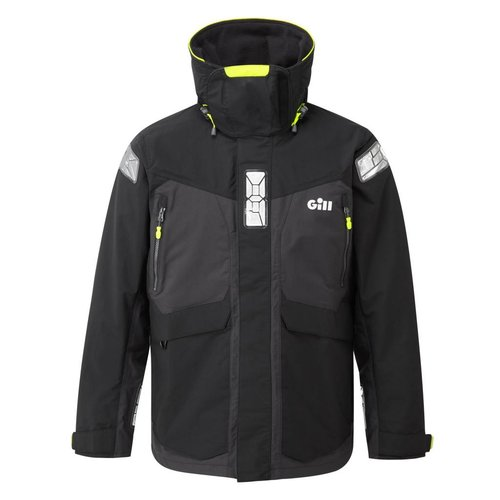 Gill Gill OS2 2020 Offshore Mens Jacket Black/Graphite