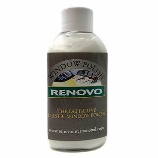 Renovo Renovo Plastic Window Polish 50ml