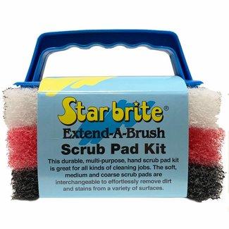 Starbrite Starbrite Scrub Pad Kit