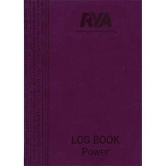 RYA RYA Power Log Book G58