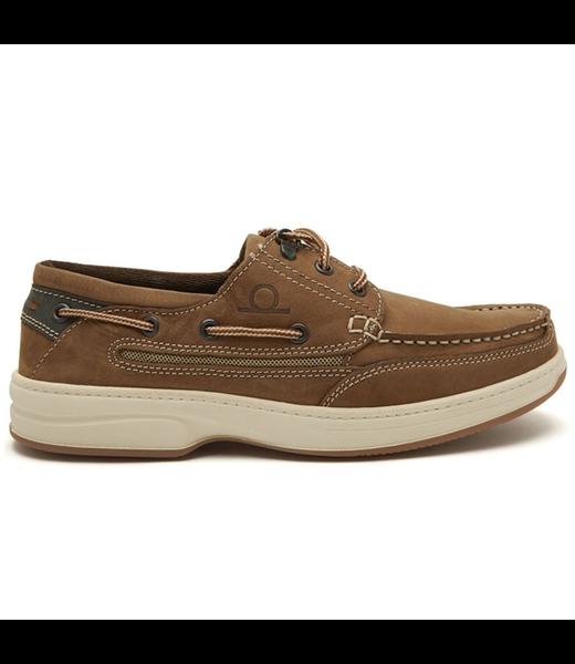 Chatham Chatham Pegasus Mens Deck Shoes Brown/Navy 2019
