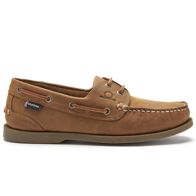 Chatham Deck II G2 Mens Deck Shoes Walnut 2021