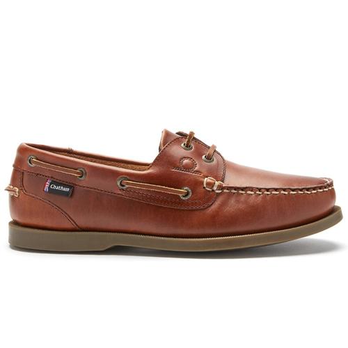 Chatham Chatham Deck II G2 Mens Deck Shoes Chestnut 2019