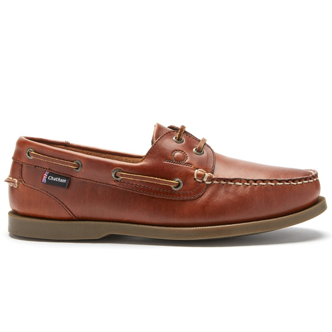Chatham Chatham Deck II G2 Mens Deck Shoes Chestnut 2021