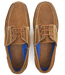 Chatham Rockwell II G2 Wide Fit Mens Deck Shoes Walnut 2021