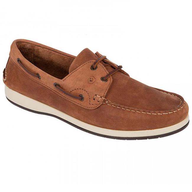Dubarry Pacific X LT Mens Deck Shoes Chestnut 2019