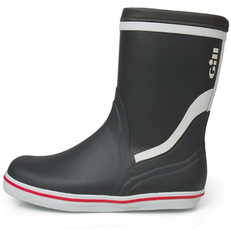 Gill Gill Short Cruising Sailing Boots Carbon