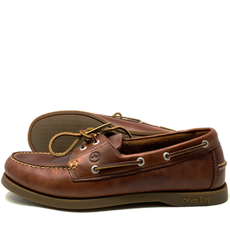 Orca Bay Orca Bay Creek Mens Deck Shoes Saddle