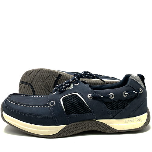 Orca Bay Orca Bay Wave Mens Deck Shoes Navy 2020