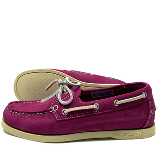 Orca Bay Orca Bay Sandusky Womens Deck Shoes Deep Pink