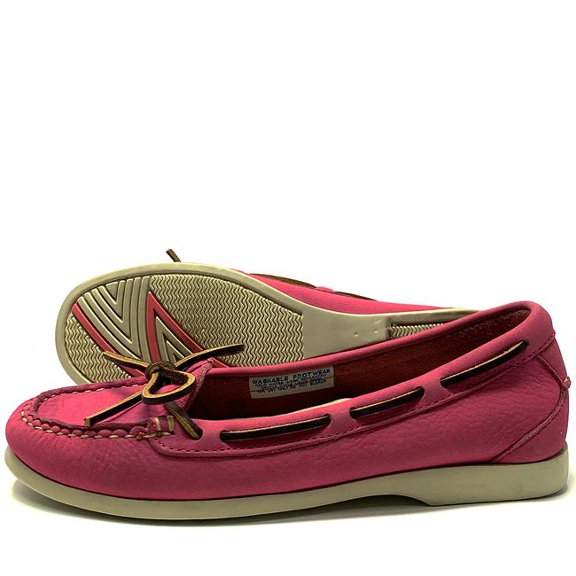 Orca Bay Bay Womens Deck Shoes Fuschia - Size 4