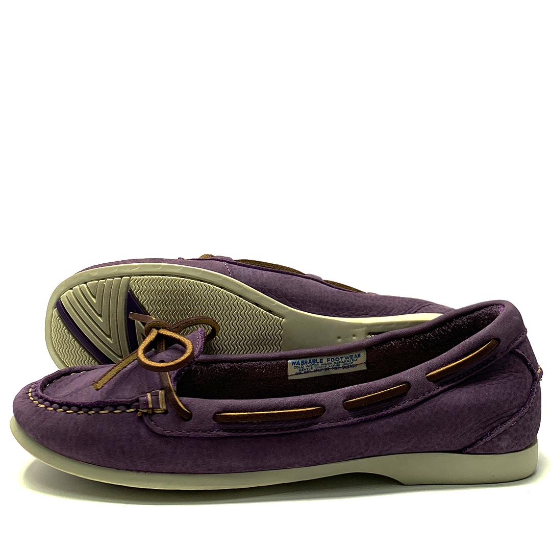 5a51aa44224 Orca Bay Bay Womens Deck Shoes Purple