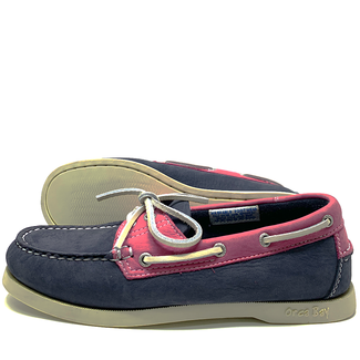 Orca Bay Orca Bay Sandusky Womens Deck Shoes Fuschia/Pacific