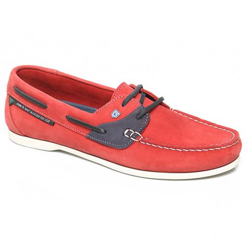 Dubarry Dubarry 2018 Malta Womens Deck Shoes Red
