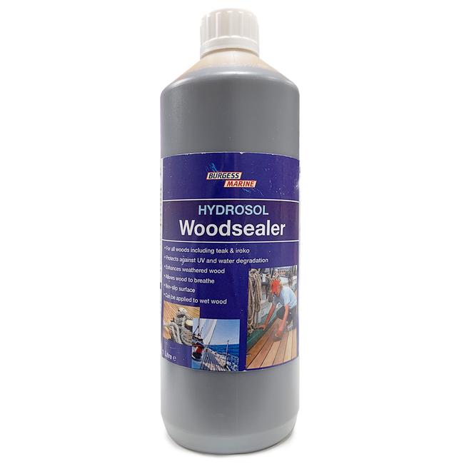 Burgess Marine Hydrosol Woodsealer 1L