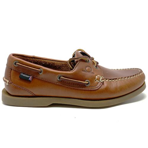 Chatham Chatham Deck G2 II Mens Boat Shoes Chestnut (2017)