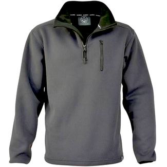 Main Deck Maindeck Knitted Fleece Carbon