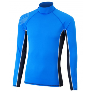 Gill Gill Junior Pro Long Sleeve Rash Vest Blue