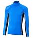 Gill Junior Pro Long Sleeve Rash Vest Blue (J Small)